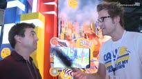 de Blob 2 - E3 2010 Video Interview