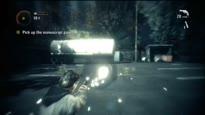 Alan Wake - The Signal DLC Gameplay Video #1