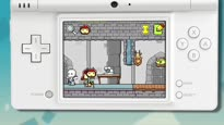 Super Scribblenauts - gamescom 2010 Trailer