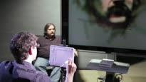uDraw Game Tablet - gamescom 2010 David Kassan Interview