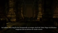 Dragon Age: Origins - Awakening - Golems of Amgarrak DLC Trailer (dt.)