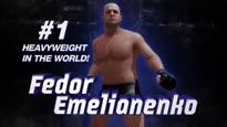 EA Sports MMA - Rodgers vs. Emelianenko Trailer