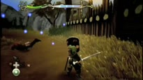 The Lord of the Rings: Aragorn's Quest - gamescom 2010 Wii Trailer