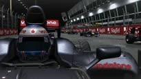 F1 2010 - Nachtrennen Gameplay Trailer