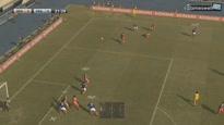 Pro Evolution Soccer 2011 - Staaart! Eine Halbzeit Serbien gegen Frankreich