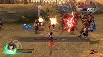 Sengoku Basara: Samurai Heroes - TGS 2010 Trailer #4