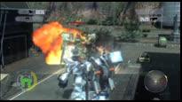 Front Mission Evolved - Medium Assault Trailer