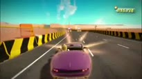 Kinect Joy Ride - TGS 2010 Gameplay Montage