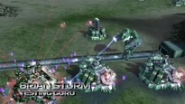 Supreme Commander 2 - Teaser & Monkey Lord DLC Reveal Trailer