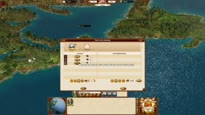 Commander: Conquest of the Americas - Trading Route Tutorial Trailer