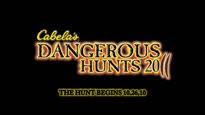 Cabela's Dangerous Hunts 2011 - Gameplay Trailer