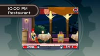 Ghost Trick: Phantom Detektiv - Restaurant Gameplay Trailer