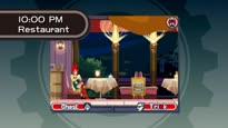 Ghost Trick: Phantom Detektiv - Restaurant Gameplay Trailer