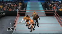 WWE SmackDown vs. Raw 2011 - Exklusive Legenden Battle Royal