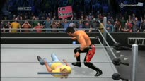 WWE SmackDown vs. Raw 2011 - Staaart! 4-Spieler Gauntlet Match