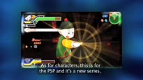 Dragon Ball Z: Tenkaichi Tag Team - Behind the Game Video