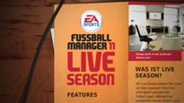 Fussball Manager 11 - Live Season Trailer