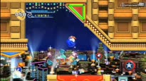 Sonic the Hedgehog 4: Episode 1 - Casino Zone Gameplay