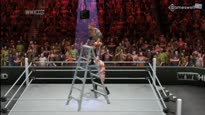 WWE SmackDown vs. Raw 2011 - Exklusive Bilder der neuen Physik-Engine