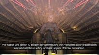 Vanquish - Atsushi Inaba Video-Interview #1