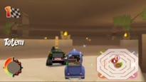 Racers' Island: Crazy Arenas - WiiWare Launch Trailer