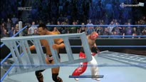 WWE SmackDown vs. Raw 2011 - Euer Dream Match - The Rock vs. Rey Mysterio