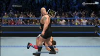 WWE SmackDown vs. Raw 2011 - WWE-TV-Kommentator Carsten Schaefer kommentiert unser Match