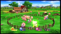 Pac-Man Party - Sheep Shearing Trailer