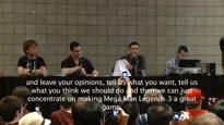 Mega Man Legends 3 Project - NYCC 2010 Trailer