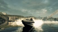 James Bond 007: Blood Stone - Athens Boat Level Lighthouse Destruction Trailer