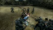 Dynasty Warriors Online - Multiplayer Gameplay Trailer
