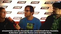 Costume Quest - Tim Schafer Video-Interview (Enhanced Version)