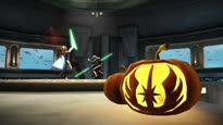 Star Wars: Clone Wars Adventures - Halloween Trailer