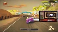 Kinect Joy Ride - Die Redaktion spielt mit Kinect