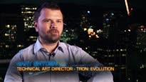 Tron: Evolution - Beyond the Code: Artstyle Trailer