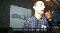Battlefield: Play4Free - Video Interview mit Ben Cousins