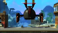 Bionic Commando Rearmed 2 - Megacopter Gameplay Trailer