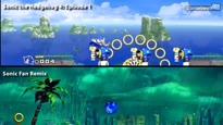 Sonic vs. Sonic - Head 2 Head - Original gegen Fanprojekt
