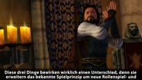 Die Sims Mittelalter - Video Interview mit Aaron Cohen