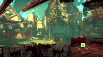 Enslaved: Odyssey to the West - Pigsy's Perfect 10 DLC Gameplay Trailer