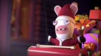Raving Rabbids: Die verrückte Zeitreise - Xmas Trailer #2
