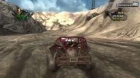 MX vs. ATV Reflex - Staaart! Ein komplettes Rennen