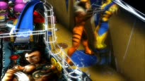 Marvel Pinball - Wolverine Table Trailer