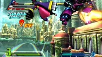 Marvel vs. Capcom 3: Fate of Two Worlds - Sentinel Gameplay Trailer #1