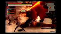 God Eater Burst - Vajra Battle Trailer