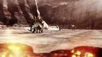 Kampf der Giganten: Angriff der Dinosaurier - 3DS Trailer #2