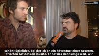 Stacking - Video Interview mit Tim Schafer