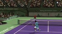 Top Spin 4 - Sampras vs. Federer Trailer