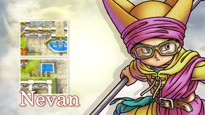 Dragon Quest VI: Realms of Revelation - Characters Trailer