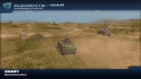 Elements of War - Hummer Trailer